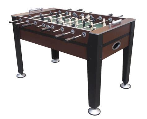 sport foosball table md sports 25405 54 quot belton foosball table sears outlet