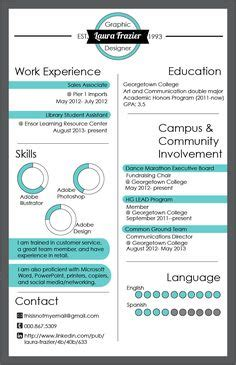 Creative Graphic Design Cover Letter Sles by 1000 Images About Awesome Resumes On Resume