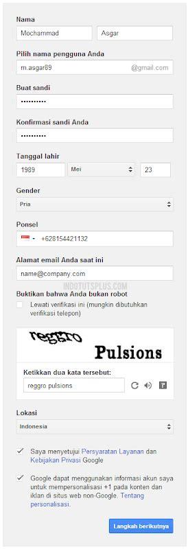 contoh membuat gmail com membuat e mail di gmail mgmp