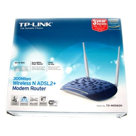 Modem Adsl Wireless N Router Tp Link Td W8951nd tp link td w8960n ver 6 0 adsl adsl2 wireless n modem 4 port router