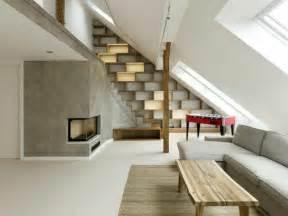 innendesign wohnzimmer dachgeschoss einrichten ein optimales und charmantes