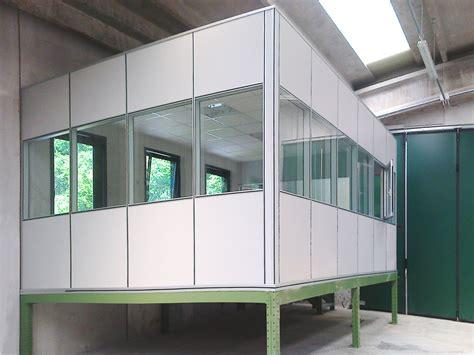 pareti modulari per uffici soppalco per ufficio con pareti mobili vetrate 187 soppalchi