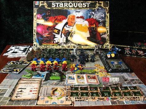 starquest gioco da tavolo starquest le nerderie