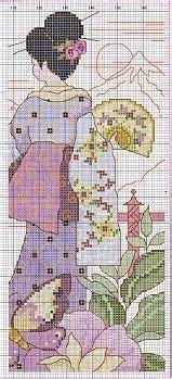 Azzura Embroiderry Kimono 629 best punto estilo images on