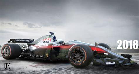 F1 Calendar 2019 Porshe 2018 F1 Car Thisisf1