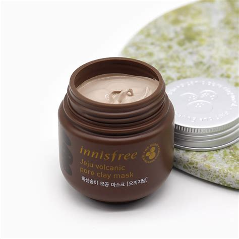 Volcanic Pore Clay Mask innisfree jeju volcanic pore clay mask 100ml haultree