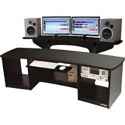Omnirax Force 24 Studio Desk Black Guitar Center Studio Desk Guitar Center