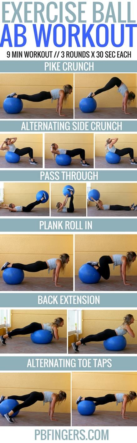 exercise ab workout