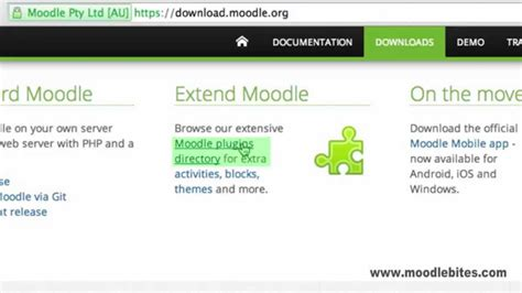 moodle add themes moodle theme design install a new theme moodle tuts