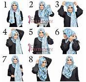 Tutorial Cara Memakai Jilbab Mudah Cantik Dan Modern