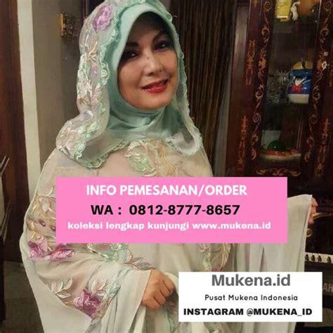 Mukena Al Gani Ruffle By Yulia 10 gambar mukena al gani ori by yulia hubungi wa 0812 8777 8657