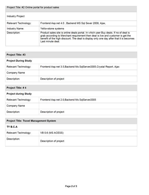 fresh and free resume sles for resume sles for software developer