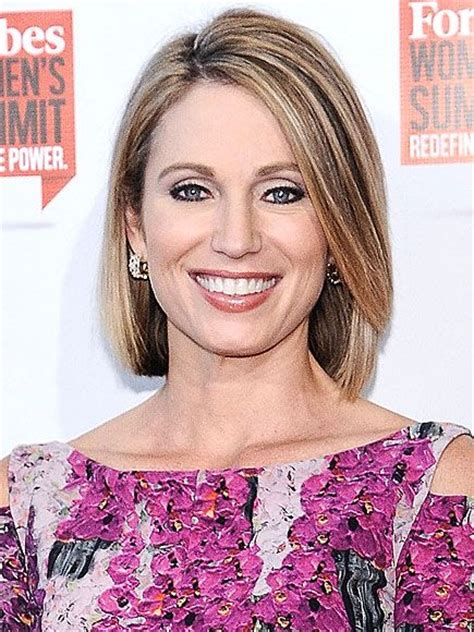 amy robach hair 17 best images about primp on pinterest bob haircut back