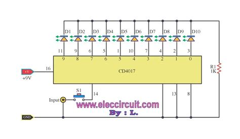 integrated circuit 4017 price ic 4017 datasheet