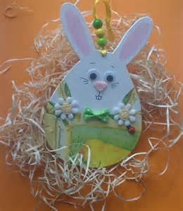 d 233 coration printemps paques nougat un lapin 224