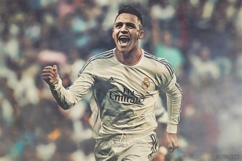 alexis sanchez to real madrid alexis sanchez real madrid by kerimov23 on deviantart