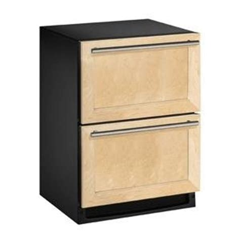 Cabinet Door Makers U Line C2275dwrol 00 Compact Drawer Refrigerator With Maker Overlay Drawers