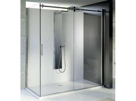 porte doccia prezzi magnum box doccia con porta scorrevole by ideal standard