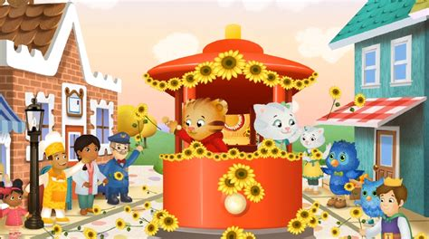 s day neighborhood daniel tiger s day new toys and a app