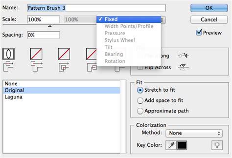 illustrator pattern options greyed out adobe illustrator pattern brush scale menu greyed out