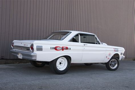 1964 ford falcon shaker prowls the streets of ontario canada rod network