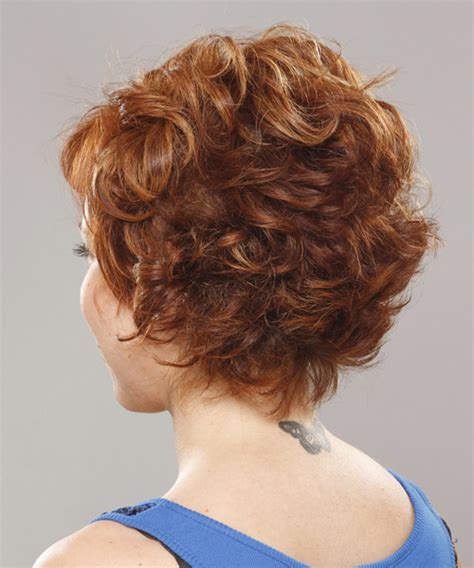 hair styles for back of short wavy formal hairstyle with side swept bangs medium