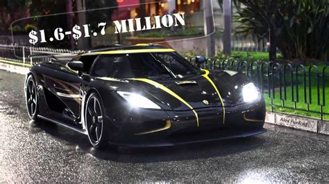 koenigsegg agera r price koenigsegg agera r top price review youtube