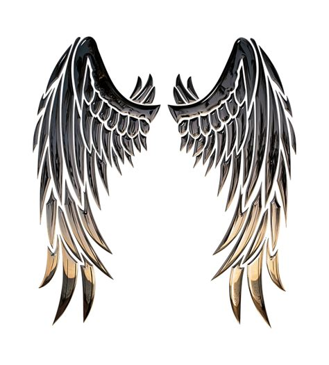 tattoo wings png angel wings 183 free image on pixabay