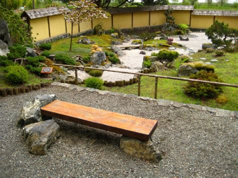 rock benches for garden bench stones zen garden japanese garden pinterest