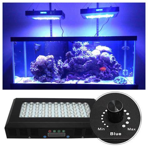 3 watt led aquarium lights 55x3 watt led blue light fish tank best for coral reef