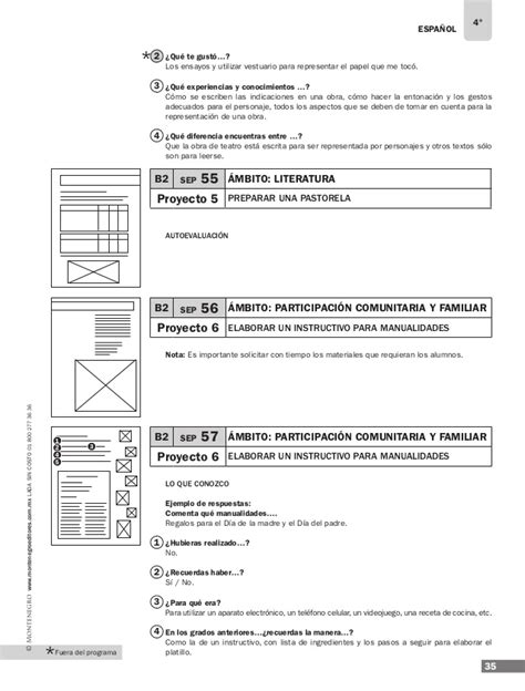 guia montenegro cuarto grado contestada solucionario de cuarto grado