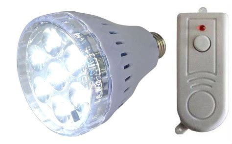 remote control light bulb other home living 3 5w rechargeable in led light