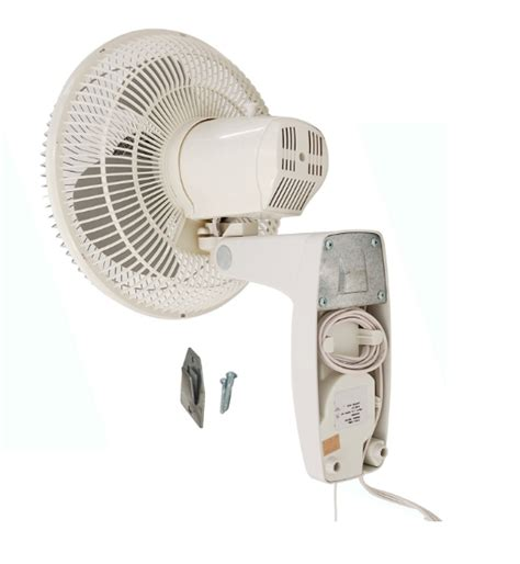 lasko 12 wall mount fan air king 12 commercial grade oscillating wall mount fan