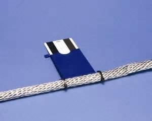 Lightning Registration Card Lightning Card Tells Strength Of A Hit