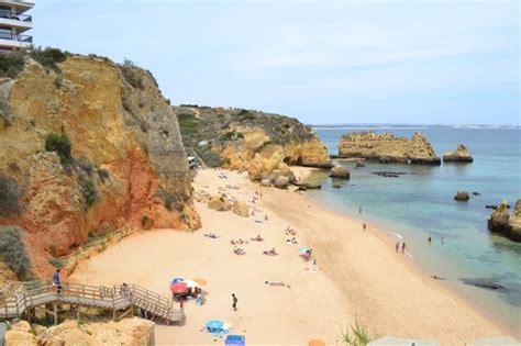 algarve turisti per caso lagos praia do dona viaggi vacanze e turismo