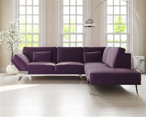 buy nico modern fabric corner sofa in uk