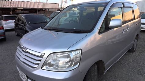 Used Toyota In Japan 2003 Toyota Noah Family Vehicle For Sale Buy Used Car In