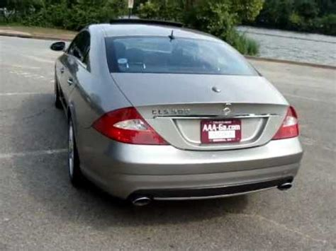 2006 06 mercedes benz cls500 cls 500 personal used car