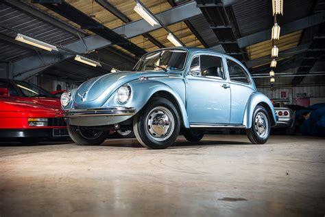 Vw Beetle by 1974 Volkswagen Beetle With 55 Uncrate