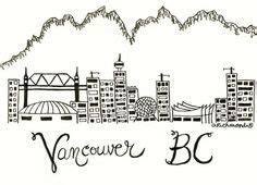 doodlebug vancouver wine drawing published at 607 215 800 in graphite and