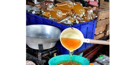27 maret minyak goreng curah dilarang bagaimana tanggapan pedagang teras jatim