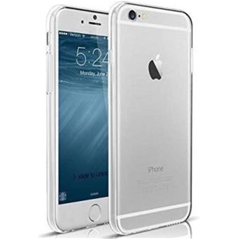 f iphone 6 coque iphone 6 transparente plastique f etui pour t 233 l 233 phone mobile achat prix fnac