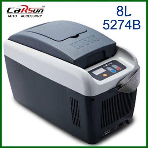 mini car fridge 12v 2017 gps 8l 12v cooling and heating car refrigerator mini