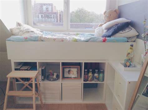 ikea kallax headboard best 25 window bed ideas on pinterest transitional bed