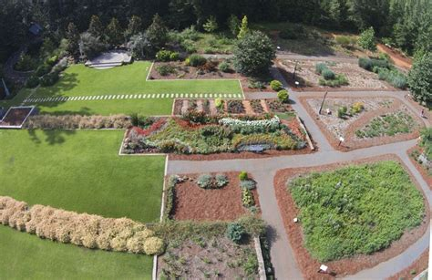Botanical Gardens Athens by Aas Display Gardens Aerial View Of State Botanical Garden Of In Athens Ga Aas Display