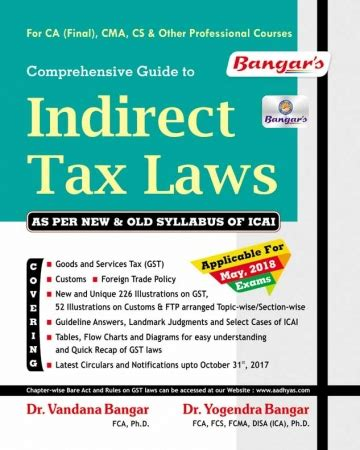 california taxes guidebook to 2018 guidebook to california taxes books aadhya prakashan comprehensive guide on indirect tax laws