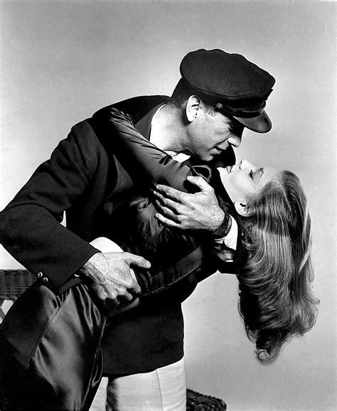 celebrity couples for publicity humphrey bogart lauren bacall 1944 warner bros