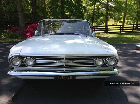 classic 1960 chevrolet biscayne