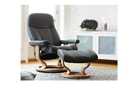How Much Do Stressless Recliners Cost by Stressless Consul Fairhaven Furniture