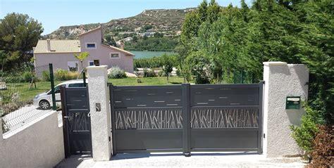 portail et porte de garage automatique porte de garage enroulable motoris 233 e sur mesure install 233 e